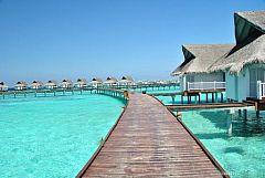 马尔代夫自由行7天5晚 【泰姬珊瑚岛】